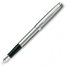 Ручка перьевая Parker Sonnet Stainless Steel CT S0809210