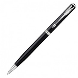 Ручка шариковая Parker Sonnet Laque Black CT Slim S0808840