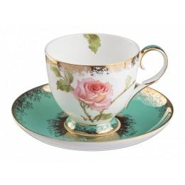 """Подарочный чайный набор на 1 персону из 2 предметов """"Амелия"""""""