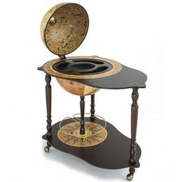 "Глобус бар со столиком ""Микеланджело"""