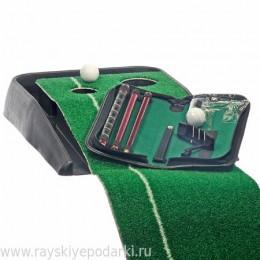 """Набор для игры в гольф с дорожкой """"Profi"""""""