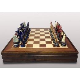 Шахматы ''Пираты Карибского моря''