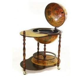"""Глобус-бар Tre Esse со столиком """"Allegro"""" d50 см"""