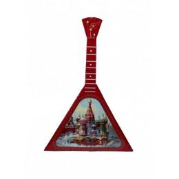 """Музыкальная балалайка малая """"Кремль"""""""
