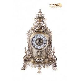 "Бронзовые каминные часы ""Башня"""