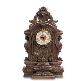 "Часы в стиле барокко Veronese ""Сфинкс"" (bronze)"