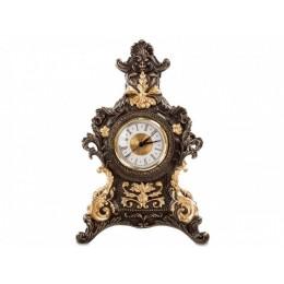 Каминные Часы в стиле барокко Veronese (bronze/gold)