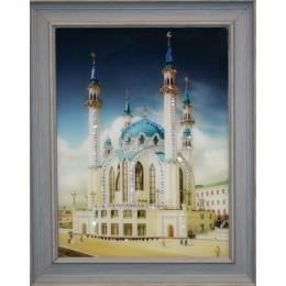 "Картина Swarovski ""Кул-шариф"", 39х49см"