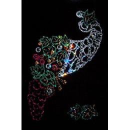"""Картина Swarovski """"На успех и на счастье"""", 951 кристаллов, 20 х 30 см"""