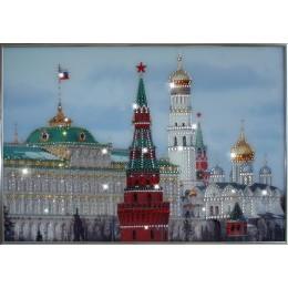 "Картина Swarovski ""Дом правительства"""