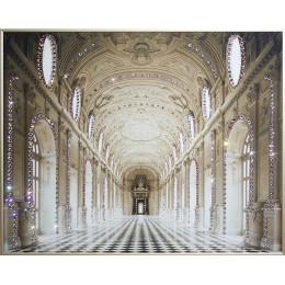 "Картина Swarovski ""Анфилада"", 742 кристалла, 50х40 см"
