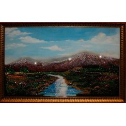 "Картина Swarovski ""Гора Арарат"" (Сис Масис)"