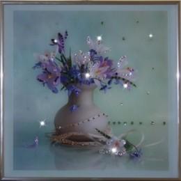 "Картина Swarovski ""Весна"""