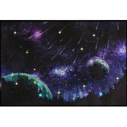 "Картина Swarovski ""Звездопад"""