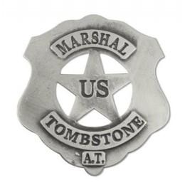 "Декоративный бейдж ""Маршал США 19 в."""
