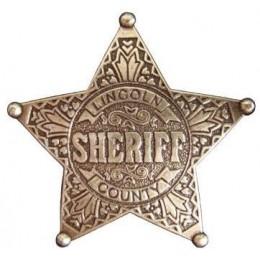 """Декоративный значок """"Гордость Шерифа"""""""