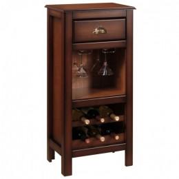 """Декоративный винный шкаф с выдвижным ящичком """"Валенсия"""", выс.100см"""