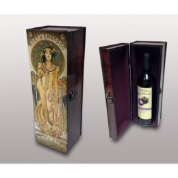 "Шкатулка-футляр для вина ""Бардолино"""
