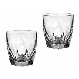 """Набор для виски RCR """"Цветок Лотоса"""" (2 стакана)"""