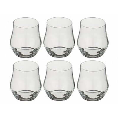 "Набор для виски RCR ""Эго"" (6 стаканов)"