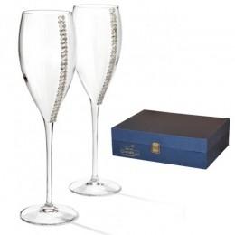 """Фужеры для шампанского Chinelli """"Spumante Regina"""" (на 2 персоны)"""
