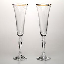"Набор бокалов для шампанского ""Romance"""