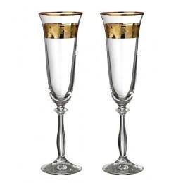 """Набор бокалов для шампанского """"Romantic"""""""