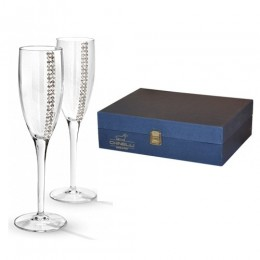 """Набор из 2-х фужеров для шампанского Chinelli """"Regina"""""""