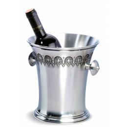 """Ведерко для шампанского из олова """"Residenz"""" выс.22см"""