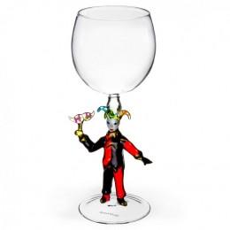 """Дизайнерский бокал для вина """"Джокер"""", 350мл"""
