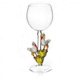 """Дизайнерский бокал для вина """"Идиллия"""", 350мл"""