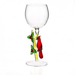"""Дизайнерский бокал для вина """"Кардинал"""", 350мл"""