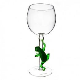 """Дизайнерский бокал для вина """"Лягушка"""", 350мл"""