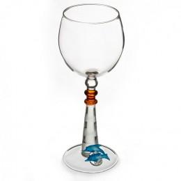 """Дизайнерский бокал для вина """"Маяк доброй надежды"""", 350мл"""