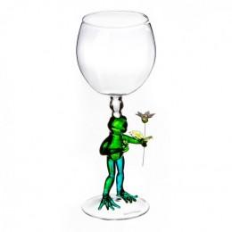 """Дизайнерский бокал для вина """"Настоящий мужчина"""", 350мл"""
