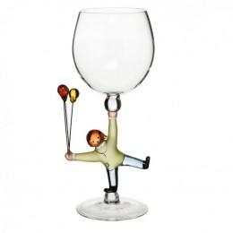 """Дизайнерский бокал для вина """"Радость"""", 350мл"""
