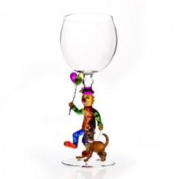 """Дизайнерский бокал для вина """"Зрительские симпатии"""", 350мл"""