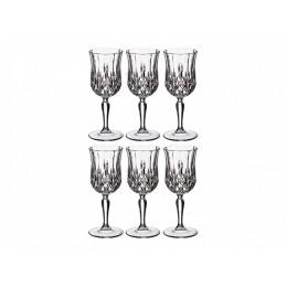 "Набор бокалов для вина на 6 персон ""Опера"", 230мл"