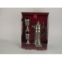 """Подарочный набор из 3-х предметов для вина из олова """"Durer"""""""