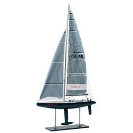 """Модель яхты """"ORACLE"""", 63 см."""