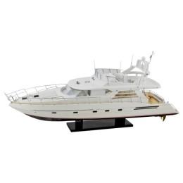 """Модель яхты """"PRINCESS 60"""", 92 см."""