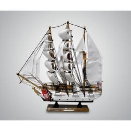 """Модель корабля береговой охраны США """"Eagle"""" 33cм"""