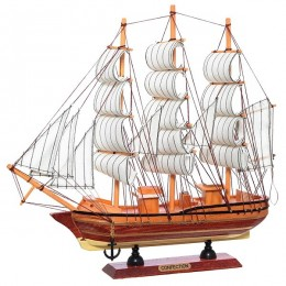 "Модель корабля ""Charles Morgan"", 33см"