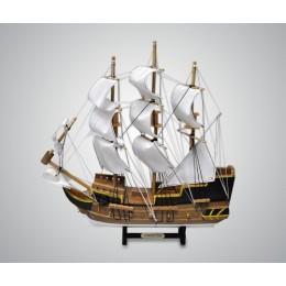 """Модель парусного корабля """"Confection"""" 33cм"""