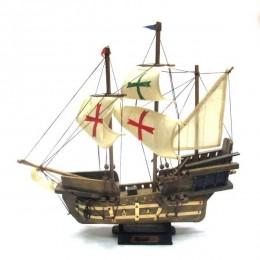 """Модель парусного корабля """"Santa Maria"""", 32см"""