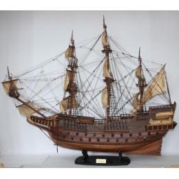 "Корабль ""WASA"" (шведский королевский галеон 1628г.), 100см"