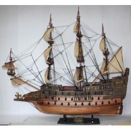 "Модель парусника ""Повелитель Морей"" (Sovereign of the Seas), 100см"