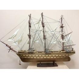 """Модель парусного корабля """"Америго Веспуччи"""", 102см"""