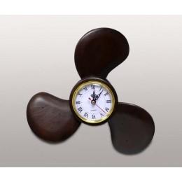 """Декоративные настенные часы """"Корабельный Винт"""""""