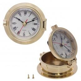 """Настенные часы в морском стиле """"Люк"""""""